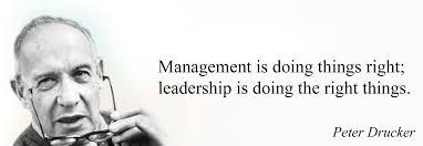 leadership quote drucker